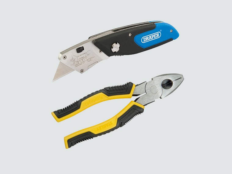 Pliers & Cutters - Hand Tools