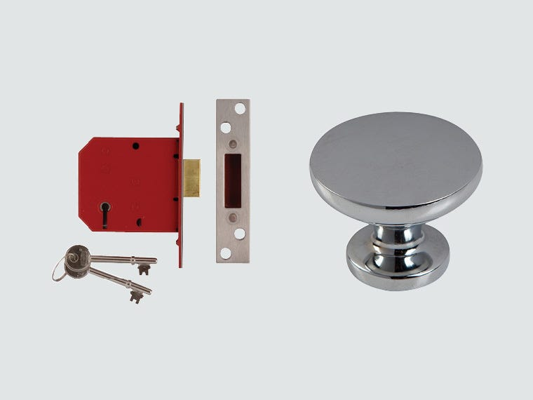 Door Furniture - Ironmongery