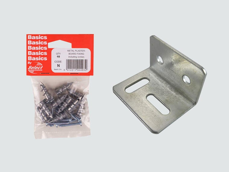 Fixings & Fittings - Ironmongery