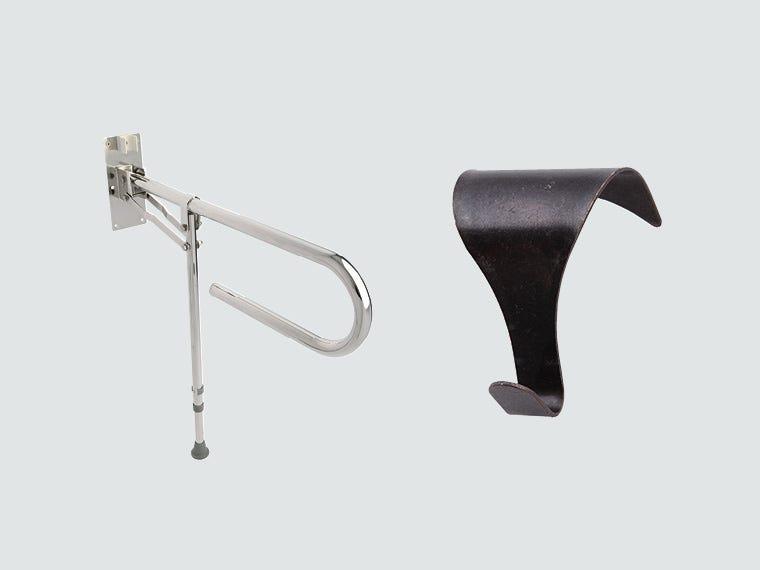Hooks & Rails - Ironmongery