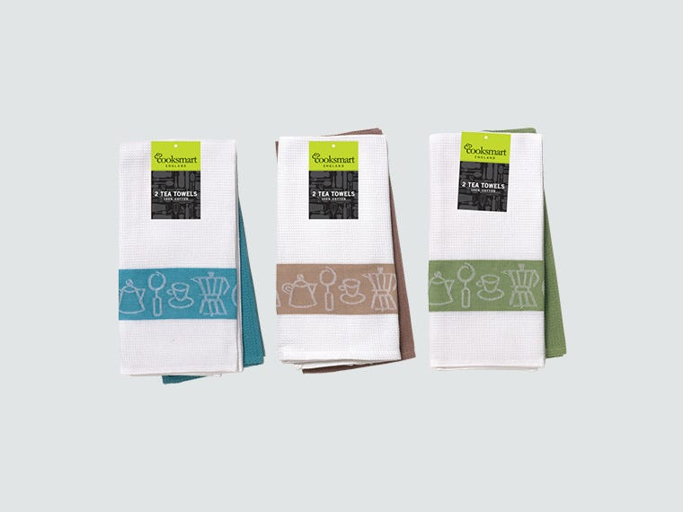 Tea Towels - Kitchen Linen