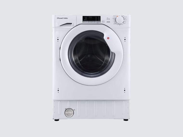 Integrated Washing Machines - Laundry