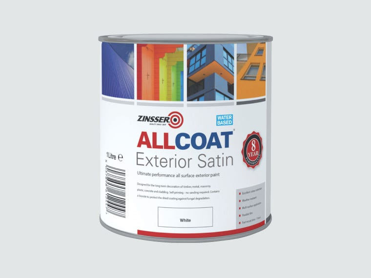 Exterior Paint - Painting & Decorating