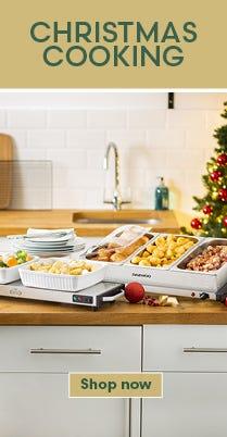 Shop Christmas Cooking
