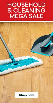 Shop Household Cleaning Sale