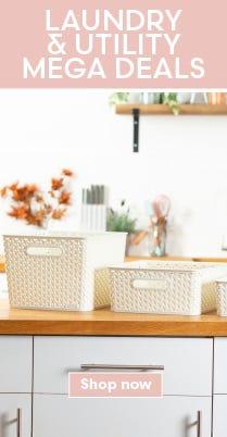 Shop Laundry & Utility Deals
