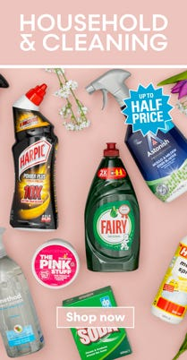 Household & Cleaning Mega Deals