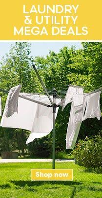 Shop Laundry Utility Deals