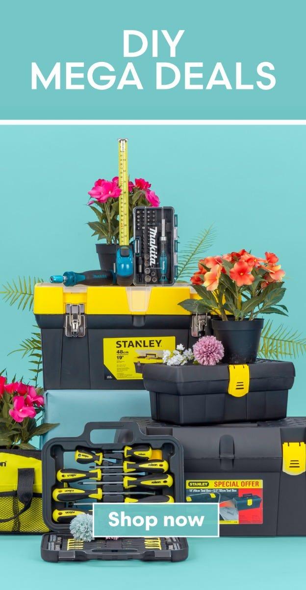 Shop DIY & Security Deals