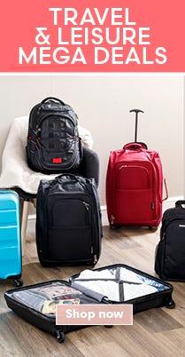 Shop Travel & Leisure Deals