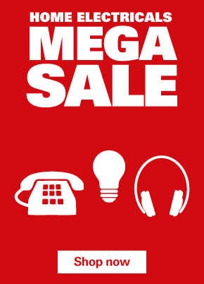 Shop Home Electricals Sale