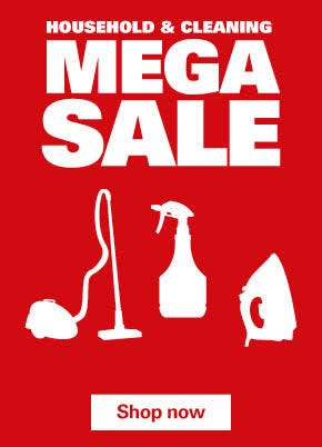 Shop Household & Cleaning Sale