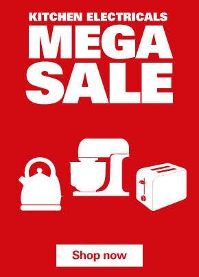 Shop Kitchen Electricals Sale
