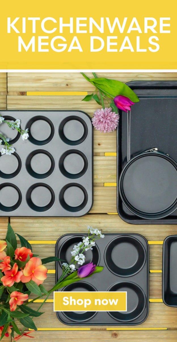 Shop Kitchenware Deals