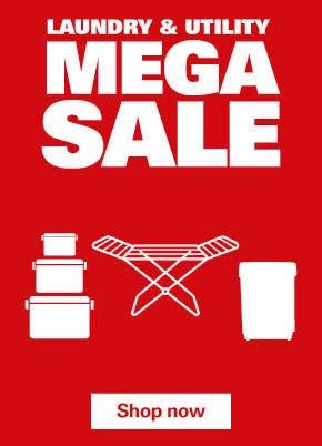 Shop Laundry & Utility Sale