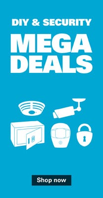 DIY & Security Mega Deals