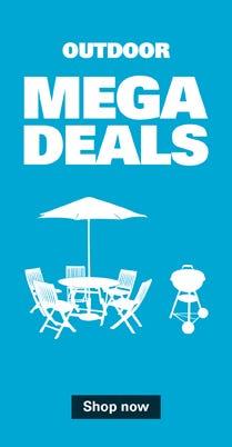 Outdoor Living Mega Deals