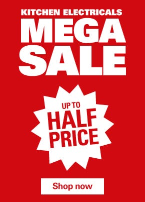 Kitchen Electricals Mega Sale