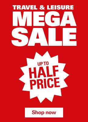 Travel & Leisure Mega Sale