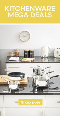 Shop Kitchenware Deals