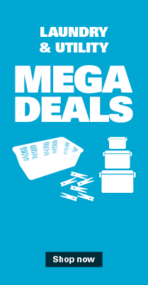 Laundry & Utility Mega Deals