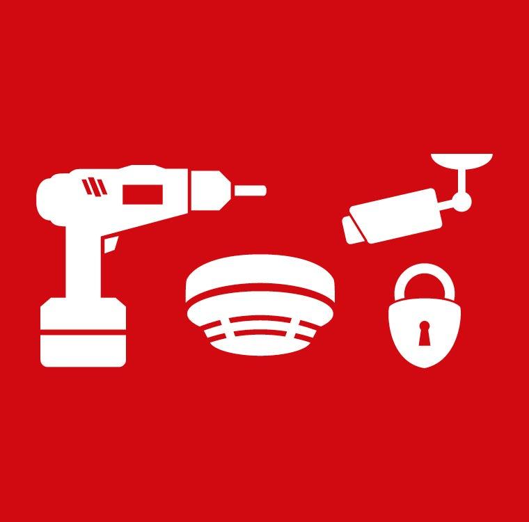 DIY & Security Mega Sale
