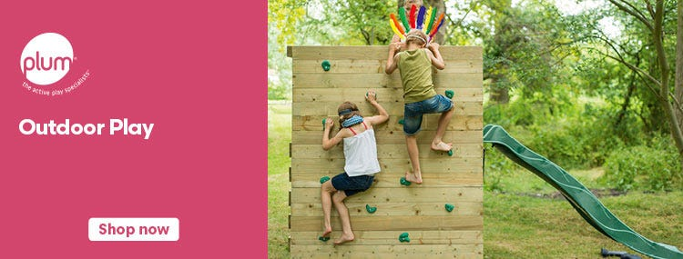 Shop plum outdoor play