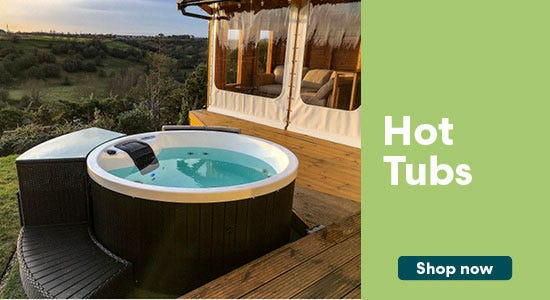 Browse our range of hot tubs now
