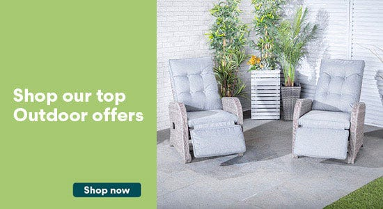Shop our outdoor offers now