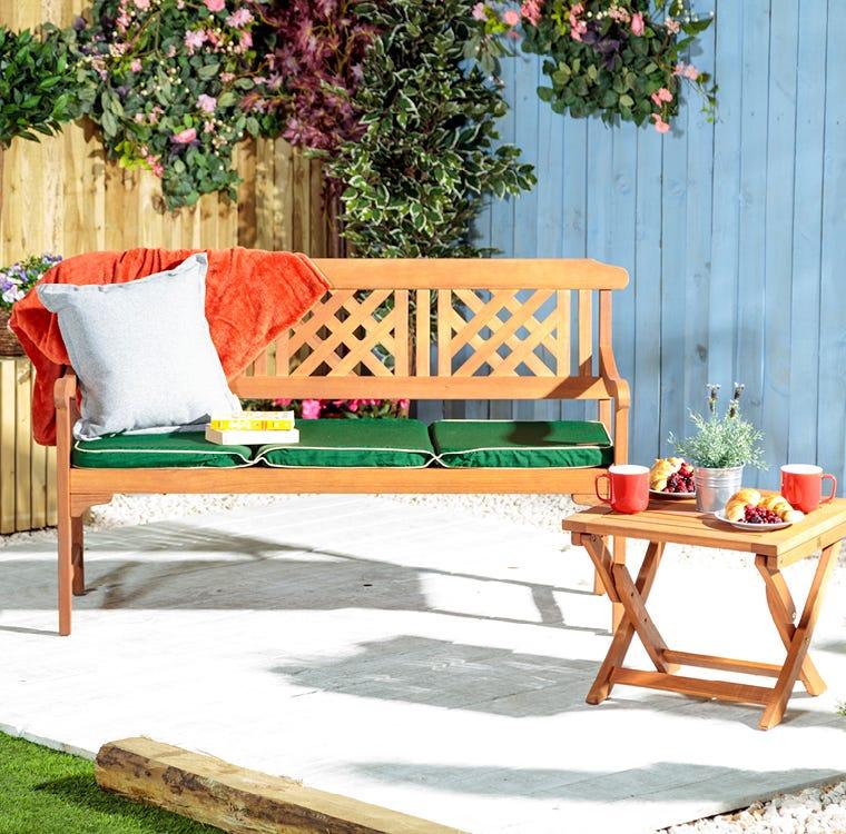 Garden Benches & Arbours Deals