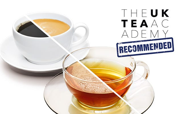 greater cleaner tasting hot drinks