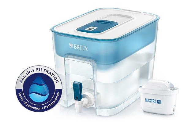 BRITA Microflow technology