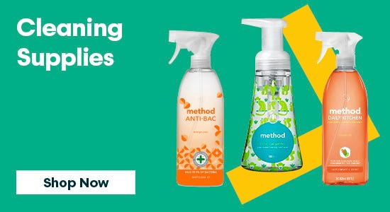 Cleaning Supplies Range