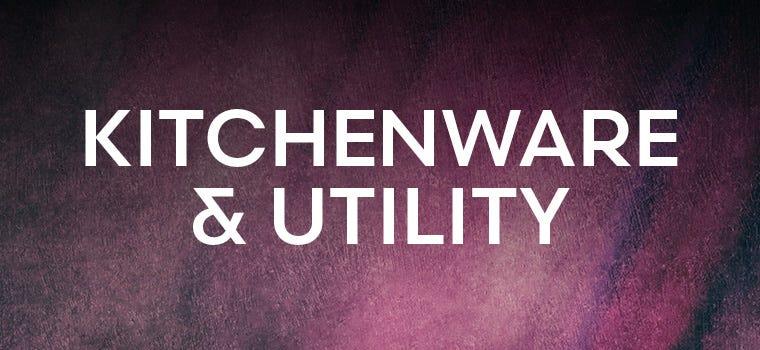 Kitchenware & Utility Black Friday Deals