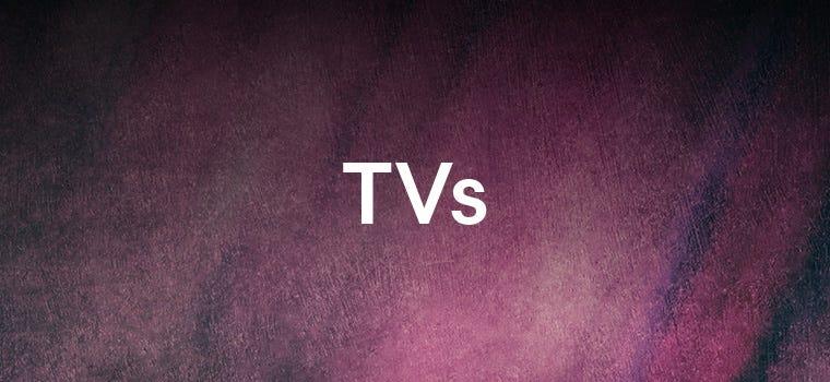 Televisions Black Friday Deals
