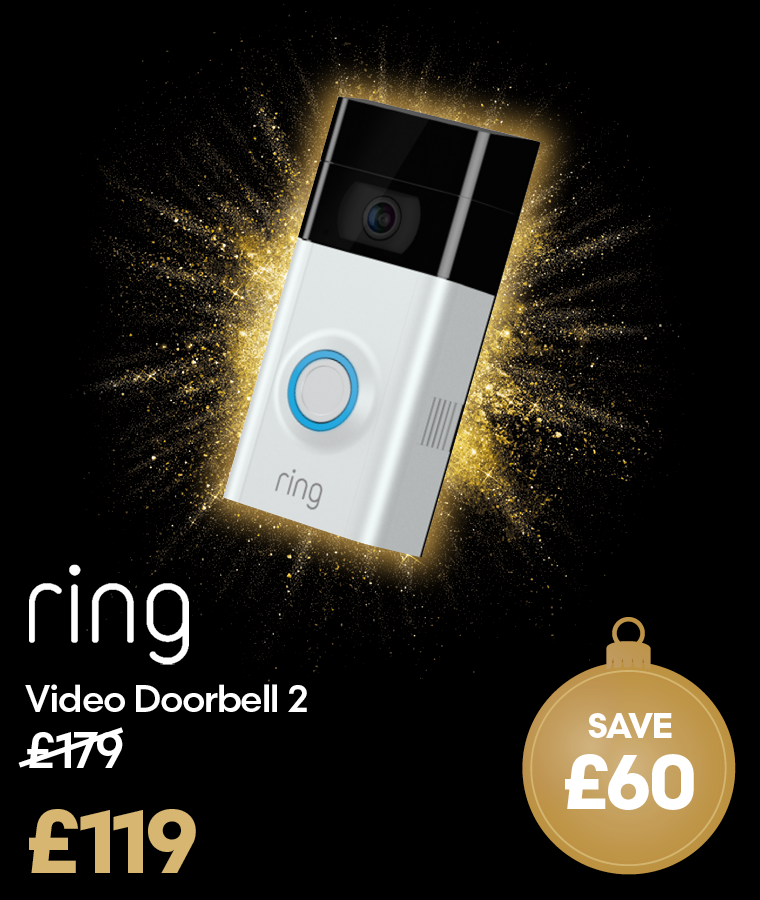 Ring Video Doorbell 2 Black Friday Deal