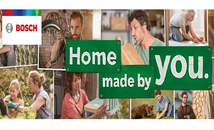 Bosch home made by you