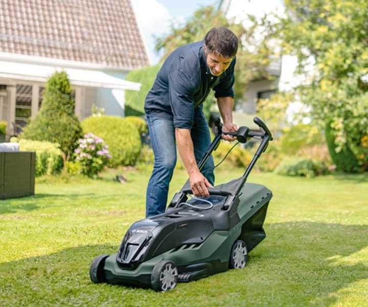 Bosch Lawnmowers