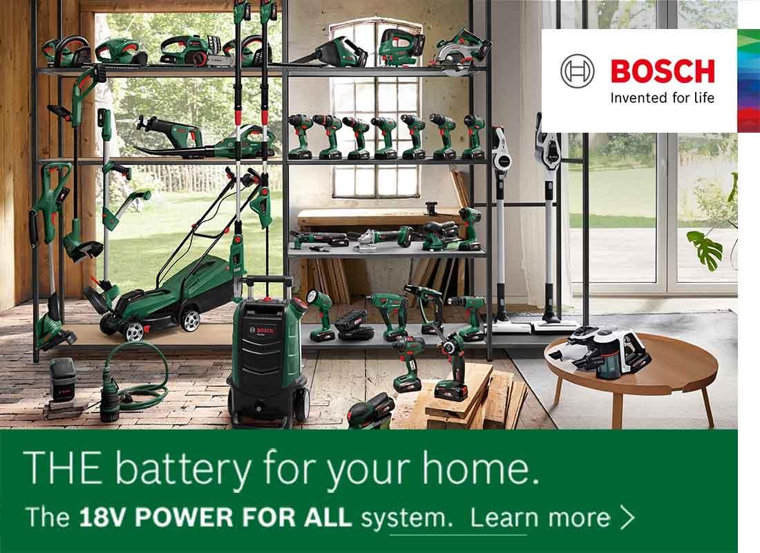 Bosch 18V Range
