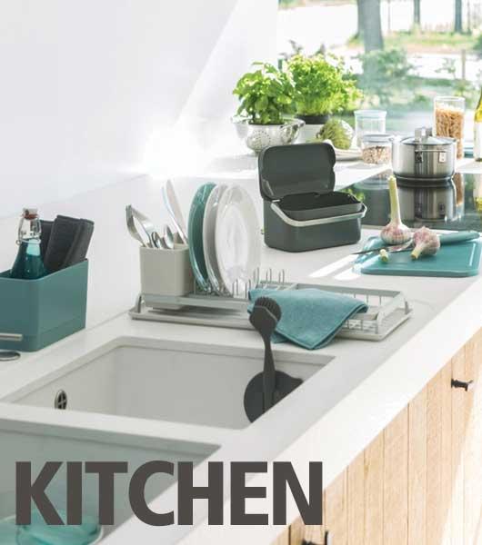 Brabantia kitchen tidies