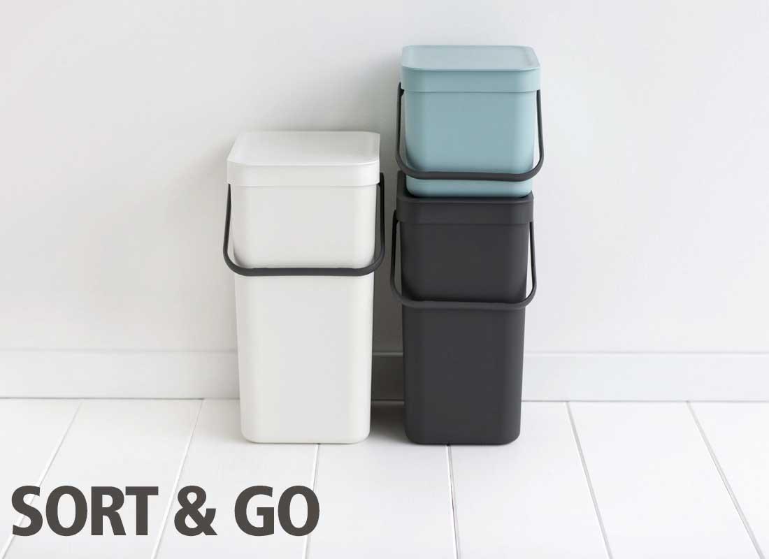 Brabantia recycling bins