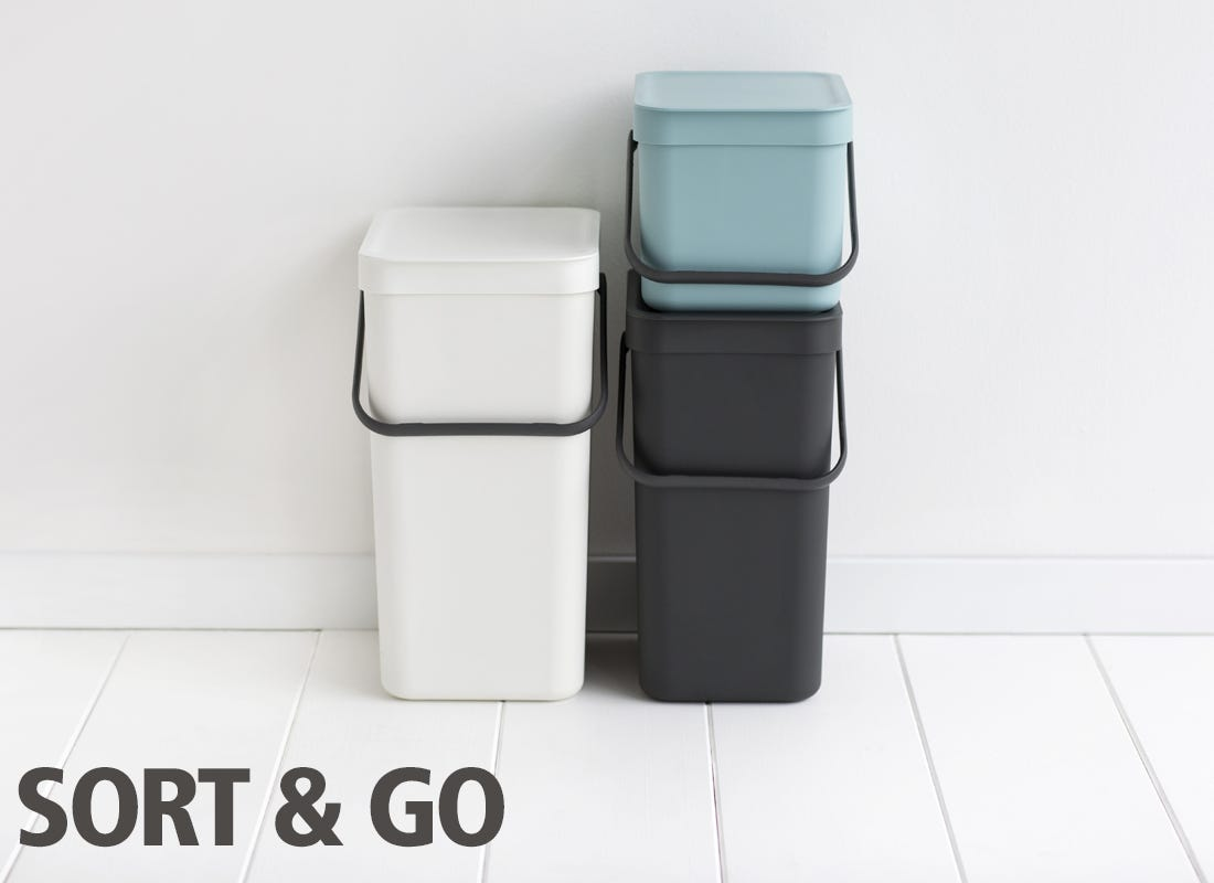 Brabantia recycling bins