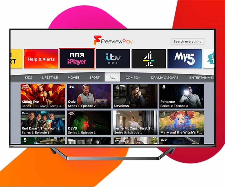Hisense Freeview TVs
