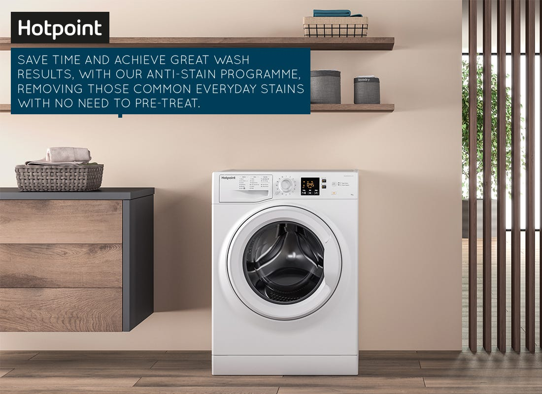 Hotpoint washing machine