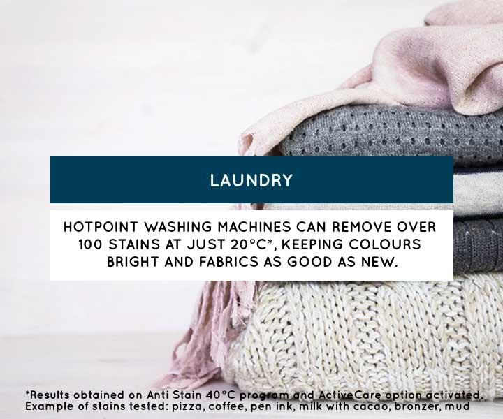 Hotpoint laundry