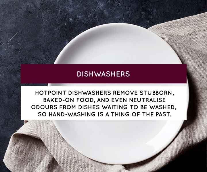 Hotpoint dishwashers