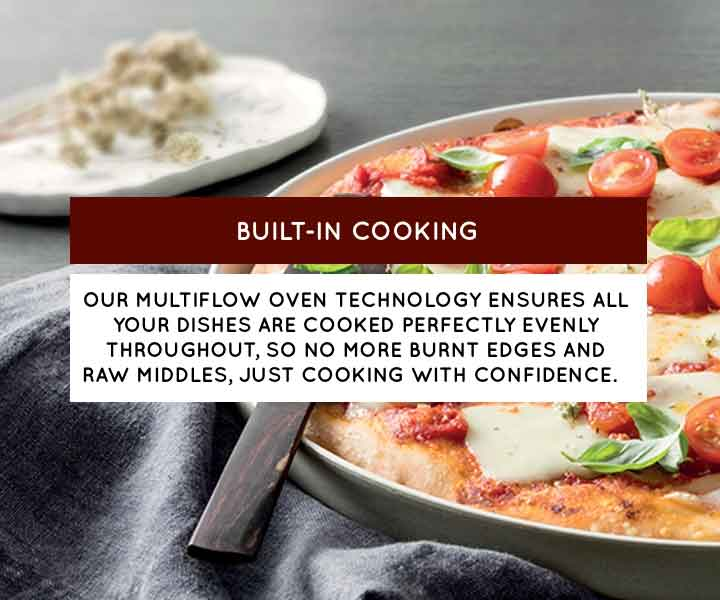 Hotpoint built in cooking