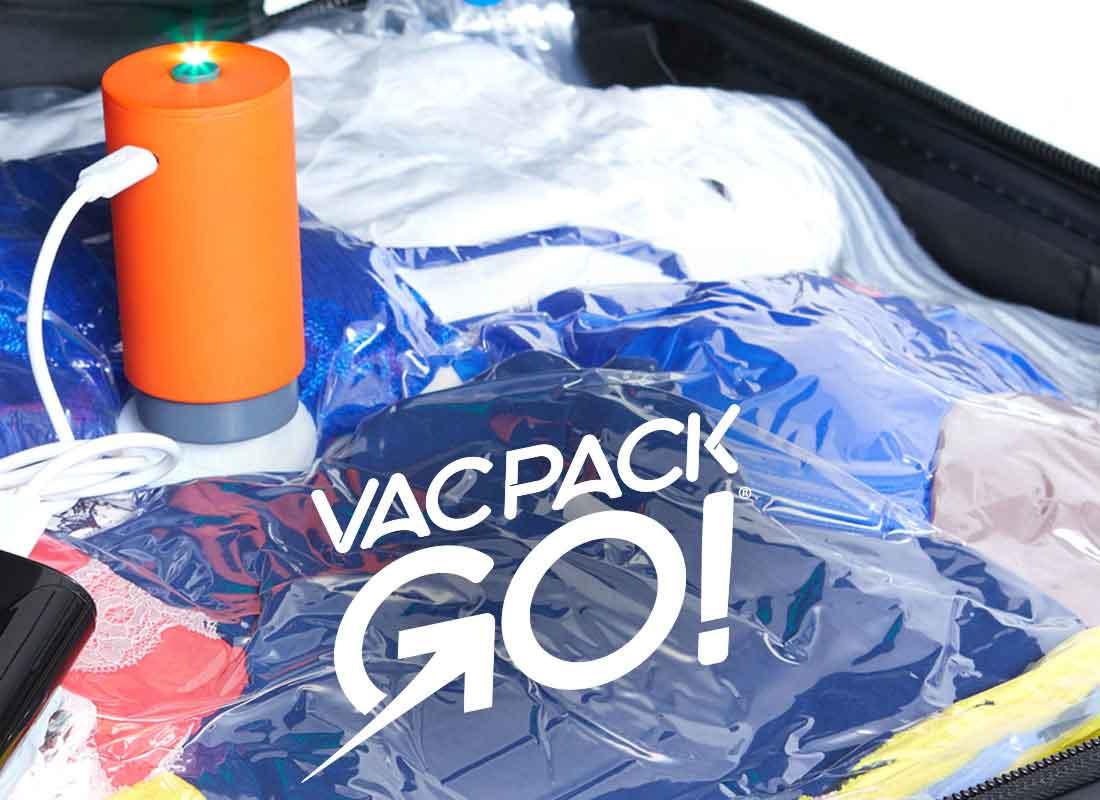 JML Vac Pack GO! Vacuum Pack Storage