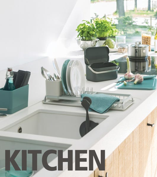 Brabantia kitchen tidies