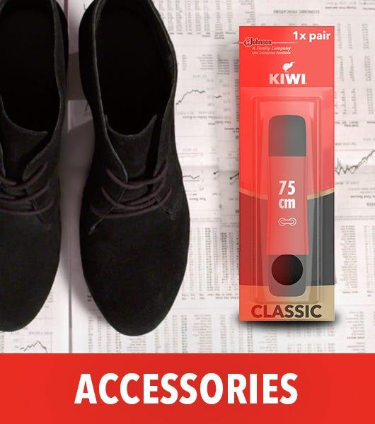 Kiwi accessories range